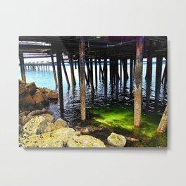 Ruston Way, Tacoma Metal Print