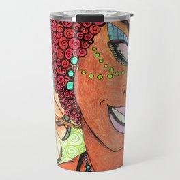 Trinidad & Tobago Color Travel Mug