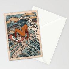 Media Surf Stationery Cards