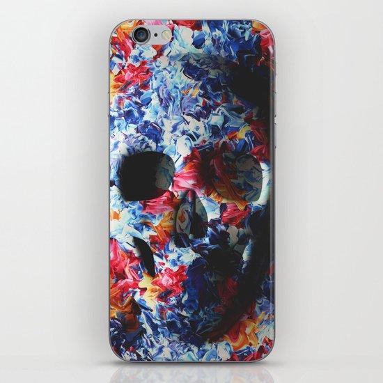 Skull (light version) iPhone & iPod Skin