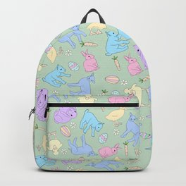 EASTER BABBIES Backpack