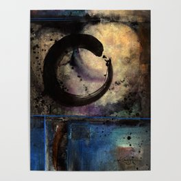 Being Within No. 4 by Kathy Morton Stanion Poster