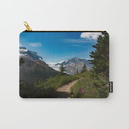 In The Mountains Carry-All Pouch