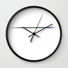 Emotion - Annoyance Wall Clock