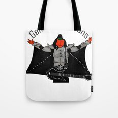 gene persimmons Tote Bag