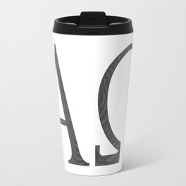 Alpha Omega Travel Mug