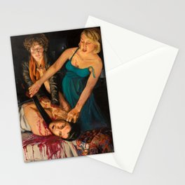 In the Mourning Stationery Cards