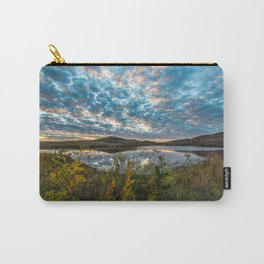 Wichitas Wonder - Fall Colors and Big Sky in Oklahoma Carry-All Pouch