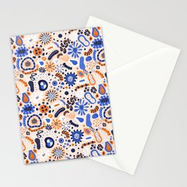 Microscopic World Stationery Cards