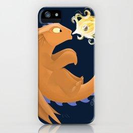 Roasting Marshmallows iPhone Case