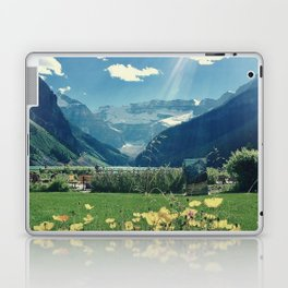 Lake Louise Dream Laptop & iPad Skin