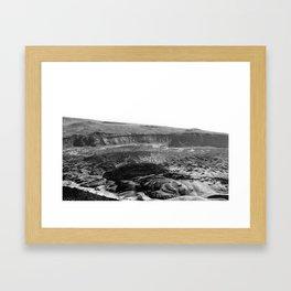 PNdT from above Framed Art Print