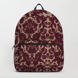 Blooms in Gold Backpack