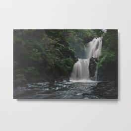 Rha Falls - Isle of Skye, Scotland Metal Print