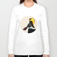 coco Long Sleeve T-shirts featuring Coco by Nicholas Darby
