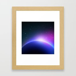 Give Me Space 2 Framed Art Print