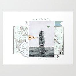 November –• Art Print