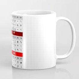 Tetragrammaton Coffee Mug