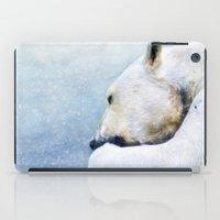 polar bear iPad Cases featuring Polar Bear by ThePhotoGuyDarren