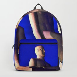 MAN AT SEA Backpack
