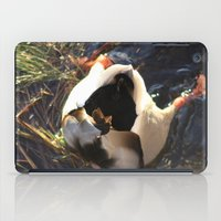 butt iPad Cases featuring Lonely Butt by Alexander James