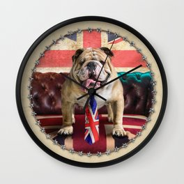Winston Wall Clock