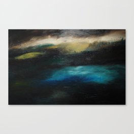 Shift Canvas Print