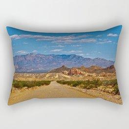 Big Bend Highway Rectangular Pillow