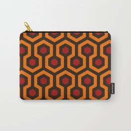 Carpet Pattern by Hicks Artwork for Wall Art, Prints, Posters, Tshirts, Men, Women, Kids Carry-All Pouch