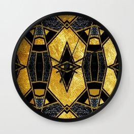 Geometric #935 Wall Clock