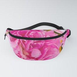 Large Pink Peony Flowers #decor #society6 #buyart Fanny Pack
