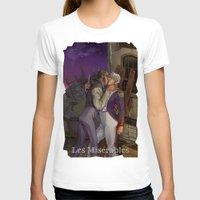les mis T-shirts featuring Les Misérables by Bread Sports