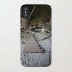 Saw iPhone X Slim Case