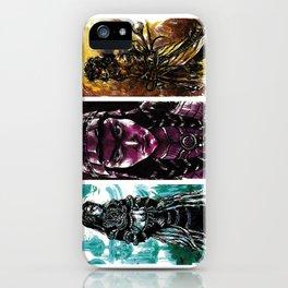 """""""Trifecta"""" iPhone Case"""