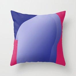 Cute Ass Throw Pillow