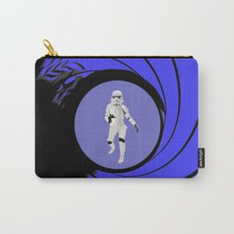 The name is Trooper, Storm Trooper Carry-All Pouch
