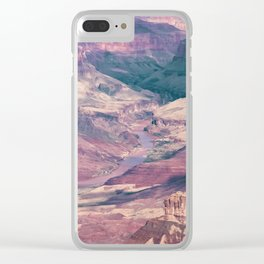View from the Desert Watchtower. Grand Canyon. Arizona. Clear iPhone Case