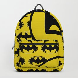 Super Hero Bat Shield Backpack