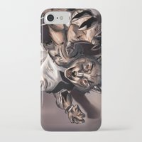 werewolf iPhone & iPod Cases featuring Werewolf by Craig Holland Illustration