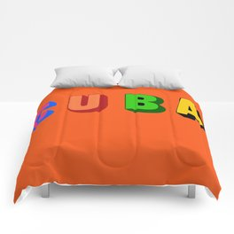 Cuba 3 Comforters
