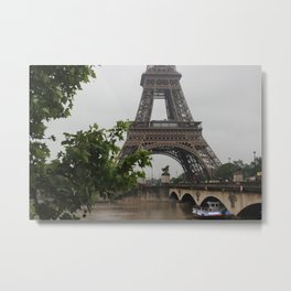 eiffel for you Metal Print