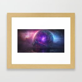 Mindful of Beauty Framed Art Print
