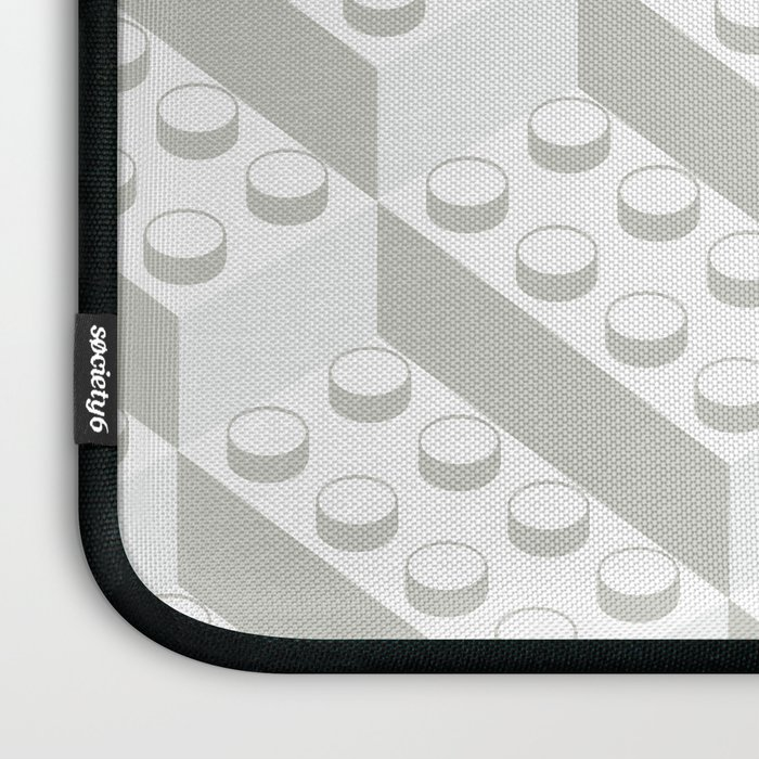 Lego brick pattern Laptop Sleeve