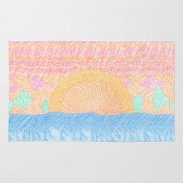 Sun Waves Rug