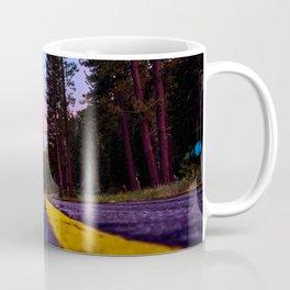 Down the Old Cabin Road Coffee Mug