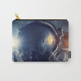 Galaxy astronaut 3 Carry-All Pouch