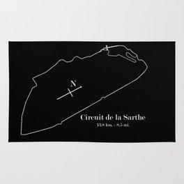 RennSport Shrine Series: la Sarthe Edition Rug
