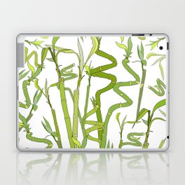 Bamboos Laptop & iPad Skin