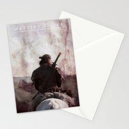 Destiny Is All - Uhtred The Last Kingodm Stationery Cards
