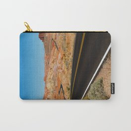 Valley of Fire, Nevada. Carry-All Pouch